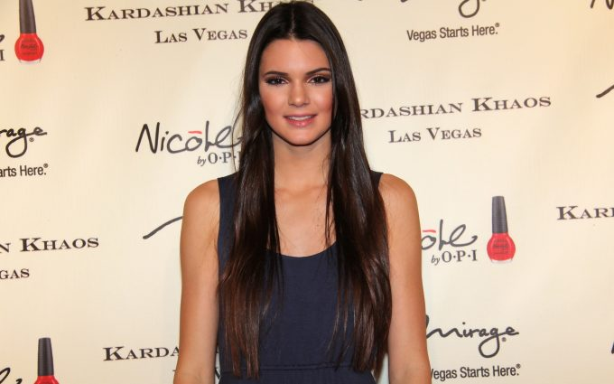 kendall jenner smile wallpaper background