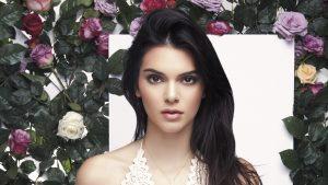 Kendall Jenner Wallpaper 4K Background
