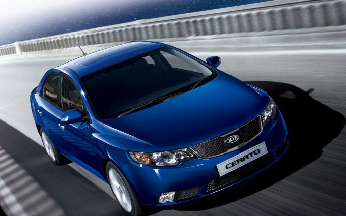 kia cerato wallpaper background