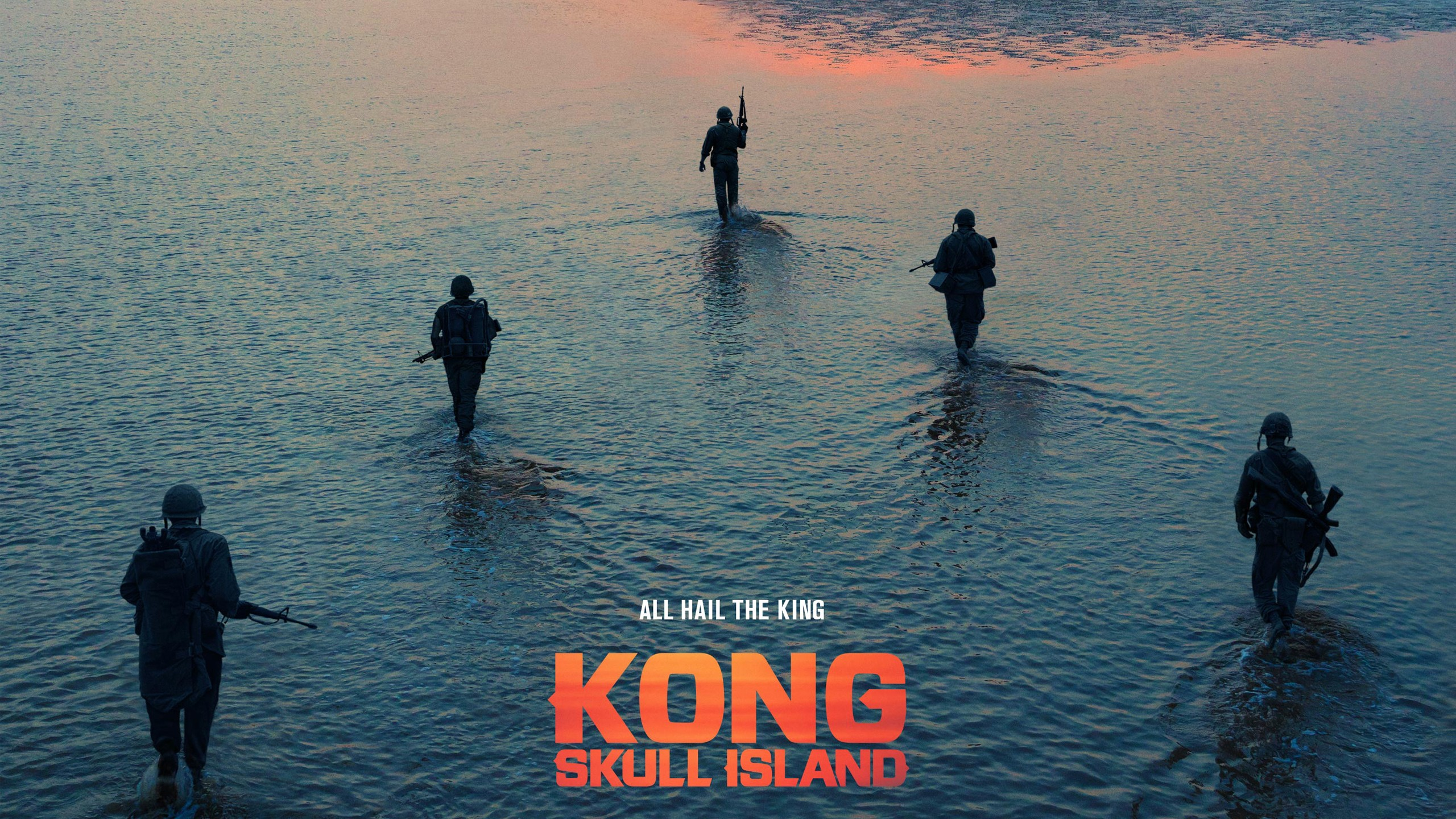 kong skull island movie wallpaper background