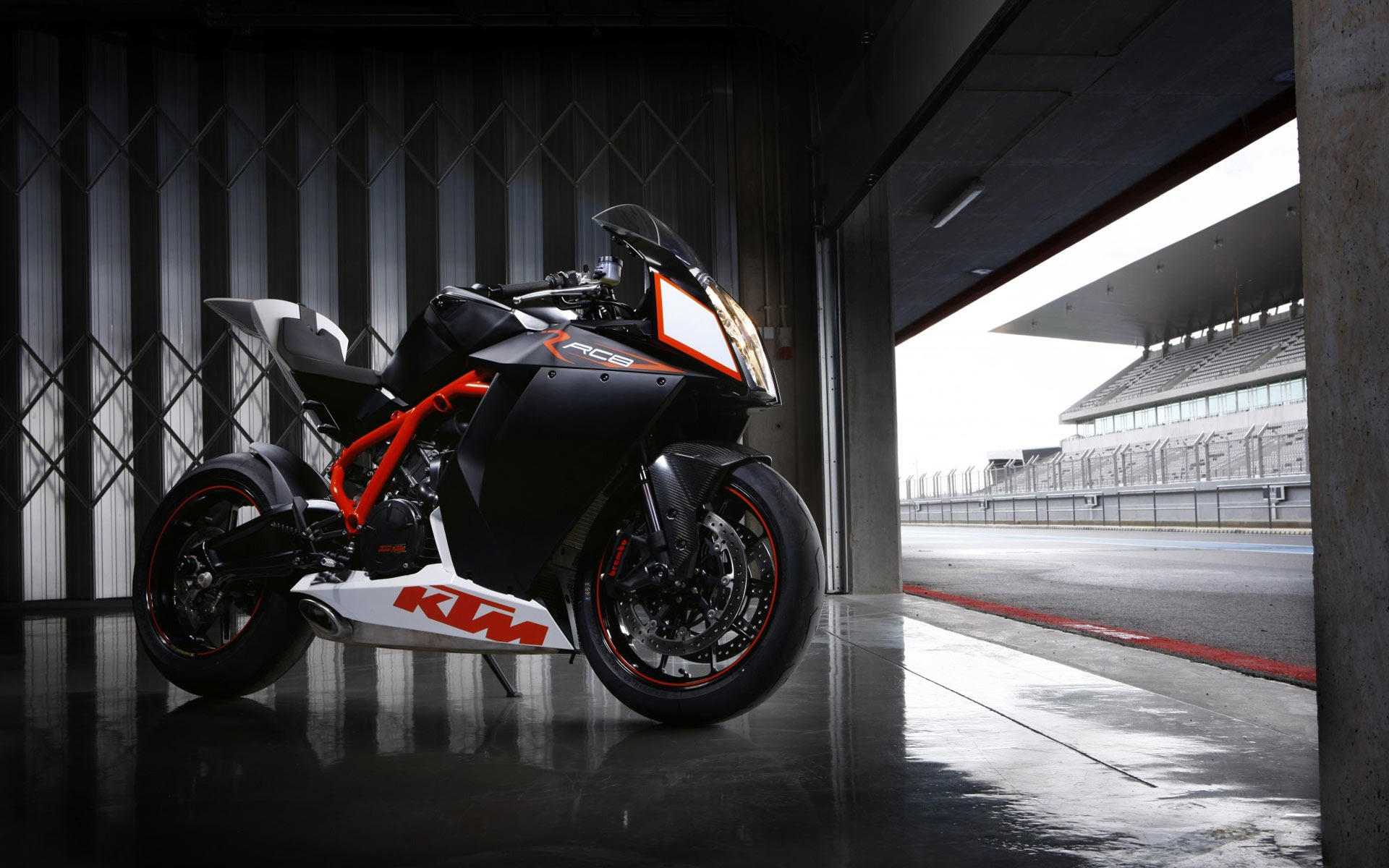 ktm rc8 wallpaper background