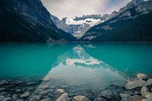lake louise 4k wallpaper background