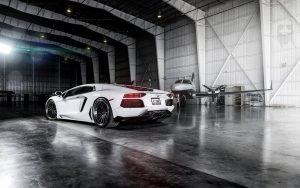 Lamborghini Aventador LP 700 Wallpaper
