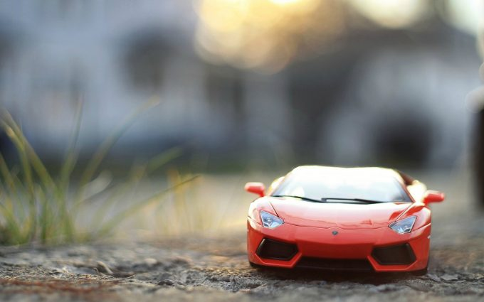 lamborghini car toy wallpaper background