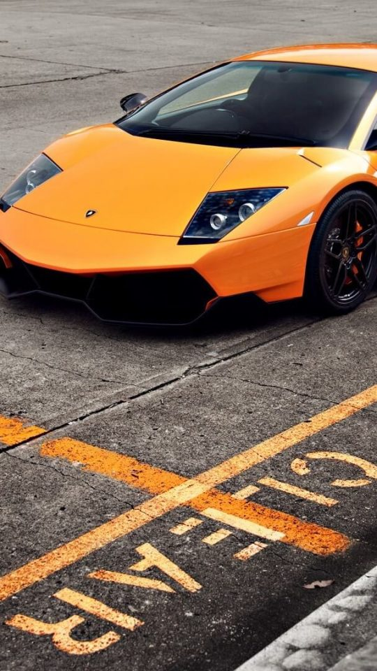 Lamborghini Murcielago Lp670 4 Sv Wallpaper Hd Wallpaper Background