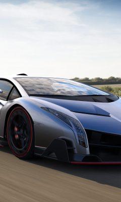 Lamborghini Veneno Wallpaper Hd Wallpaper Background