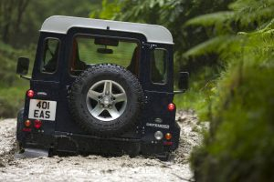 Land Rover Defender Off Road Wallpaper