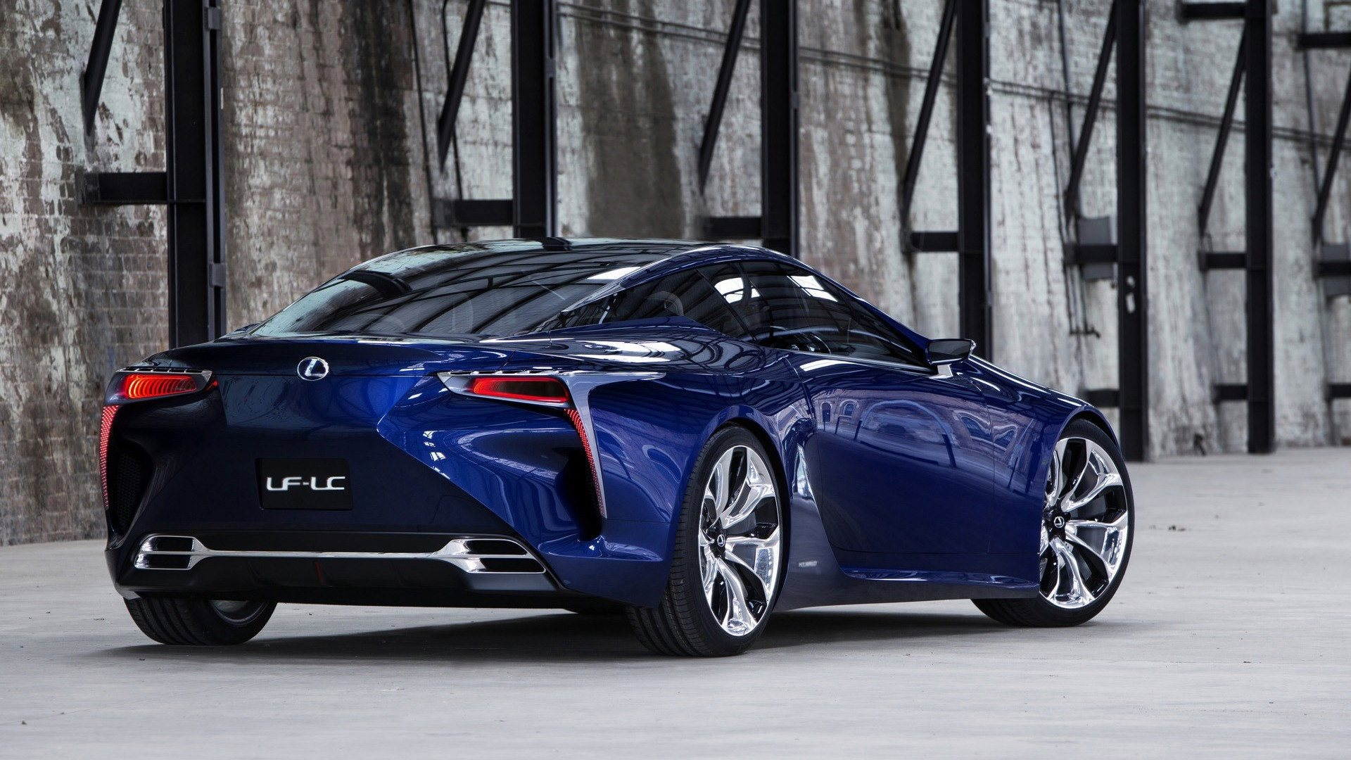 lexus lf lc wallpaper background