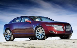 Lincoln MKR Concept Wallpaper