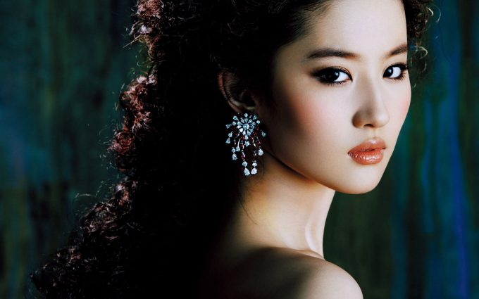 liu yifei wallpaper background