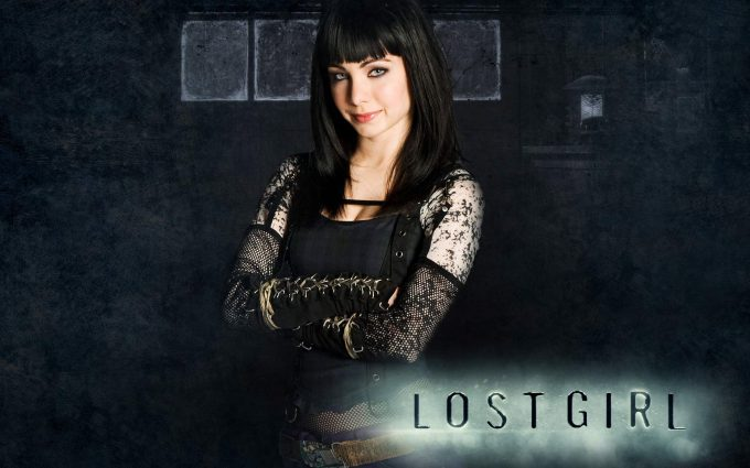 lost girl wallpaper background