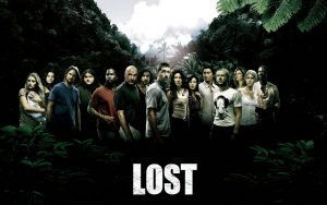 Lost TV Series Wallpaper
