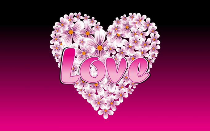 love widescreen wallpaper background