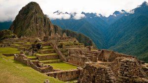Machu Picchu Wallpaper