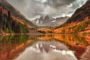 maroon bells wallpaper background images wallpapers