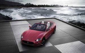 Maserati Grancabrio Sport Wallpaper