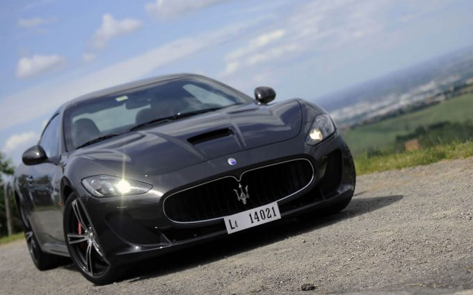 maserati granturismo mc stradale wallpaper background, wallpapers