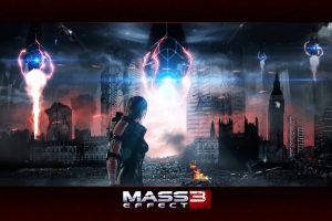 mass effect 3 wallpaper background