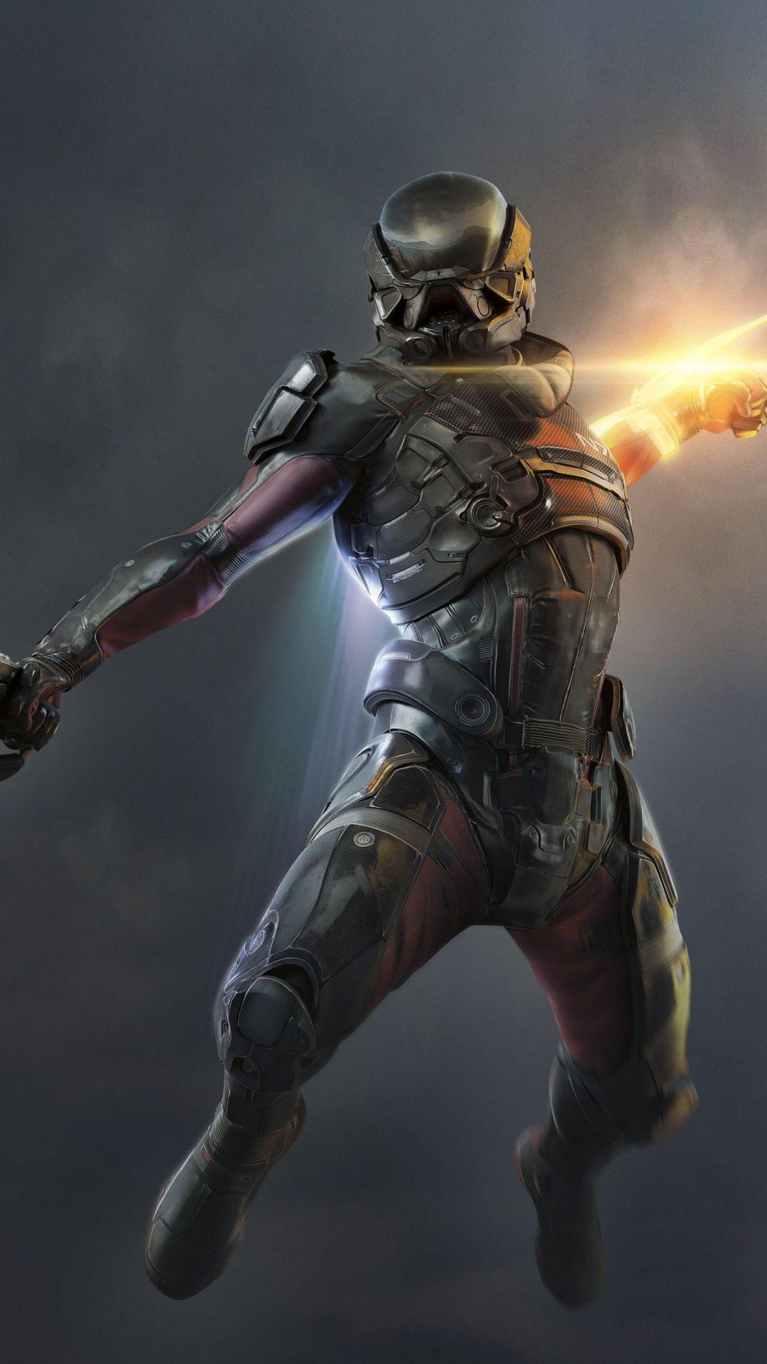 Mass Effect Andromeda 4K Wallpaper   HD Wallpaper Background