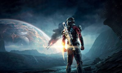 Mass Effect Andromeda Wallpaper 4k Hd Wallpaper Background