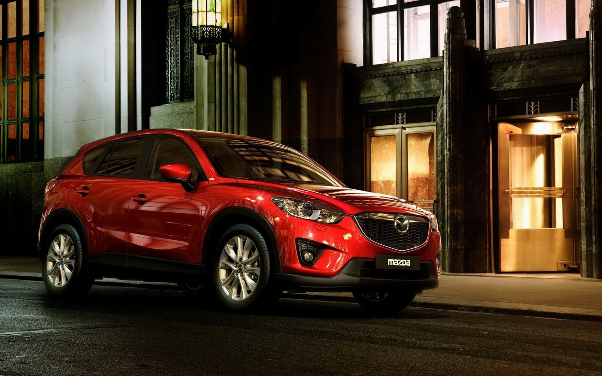 mazda cx-5 wallpaper background