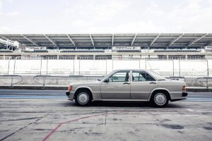 mercedes benz 190e wallpaper background