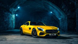 Mercedes Benz AMG GT S Wallpaper