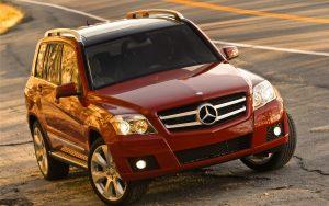 Mercedes Benz GLK Wallpaper Background