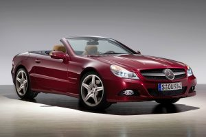 Mercedes Benz SL Wallpaper