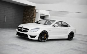 Mercedes CLS 63 AMG Wallpaper