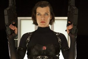 milla jovovich resident evil retribution wallpaper background