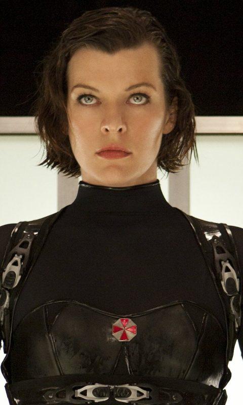 Milla jovovich resident evil retribution wallpaper hd - Milla jovovich 4k wallpaper ...