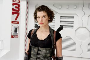 milla jovovich wallpaper background