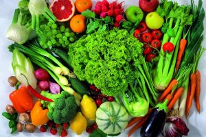 mix vegetables wallpaper background