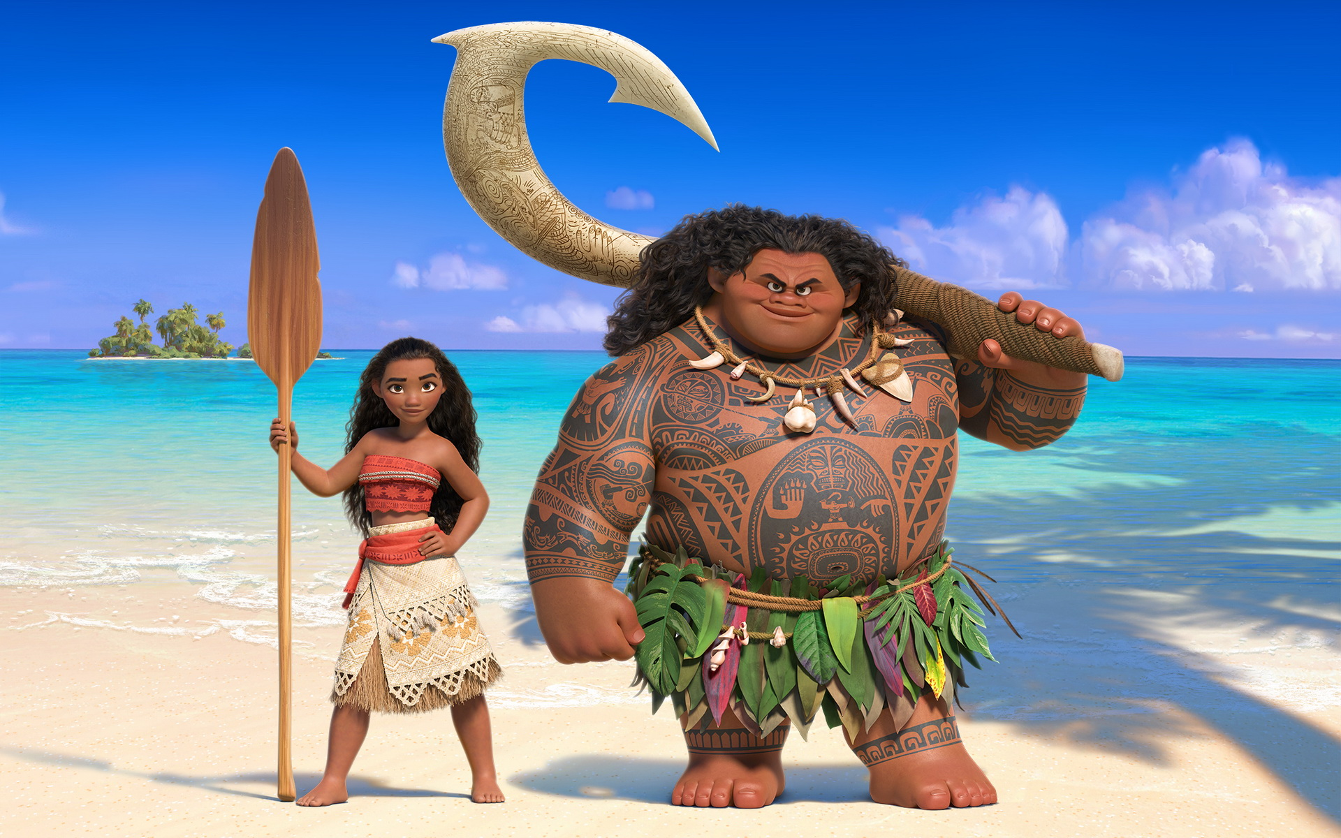 moana wallpaper background