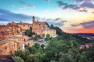 Montepulciano Italy Wallpaper