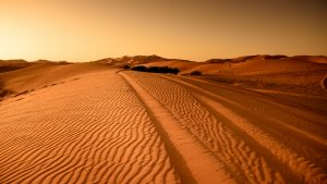 Morocco Desert 4K 5K Wallpaper