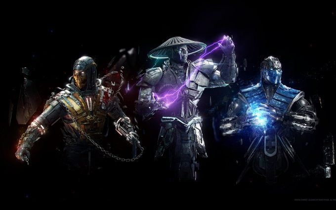 mortal kombat alliance wallpaper