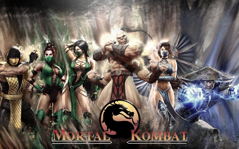 Mortal Kombat Wallpaper | HD Wallpaper Background