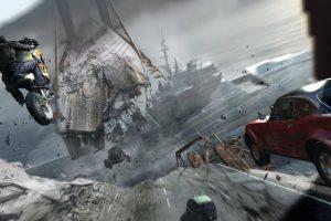 motorstorm apocalypse wallpaper background