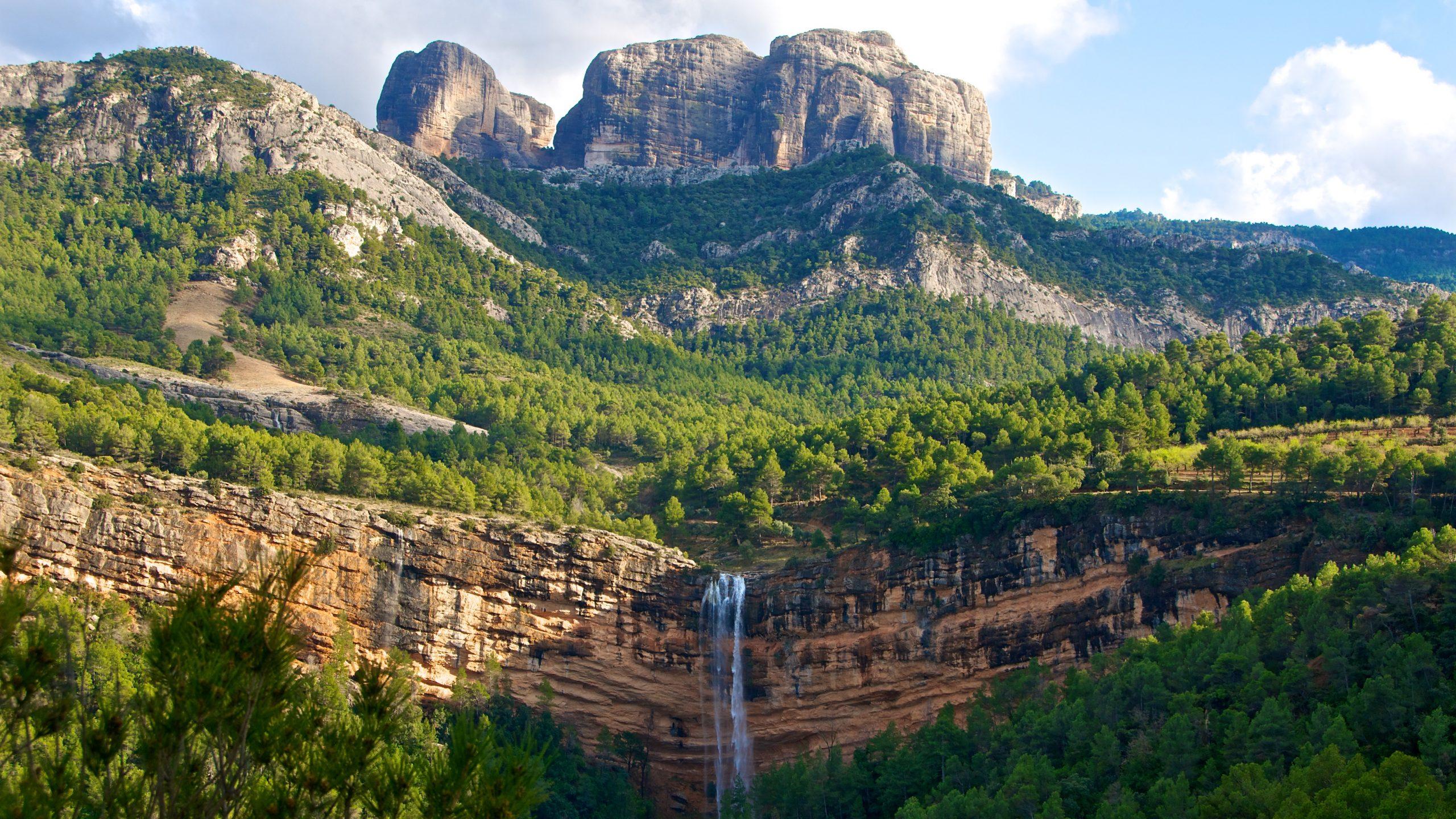 Tags 4K Mountain Waterfall HD Resolutions 1280x720 1366x768 1600x900 1920x1080 2560x1440 Original