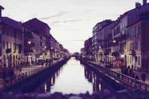 naviglio grande wallpaper background