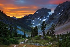 north cascade national park wallpaper background images wallpapers