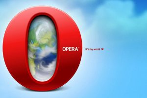 opera internet browser wallpaper background
