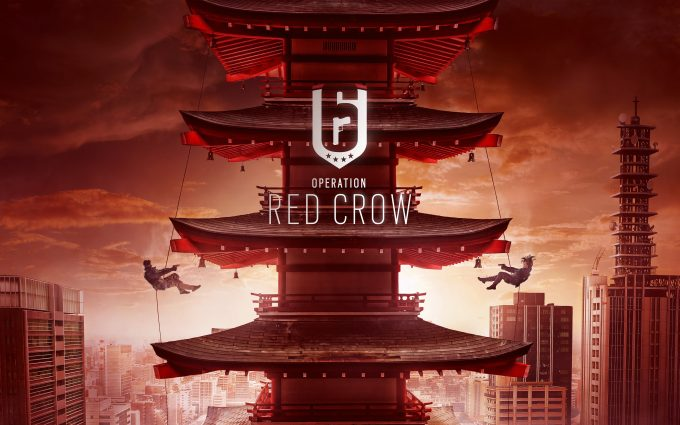 operation red crow 6 wallpaper 4k background