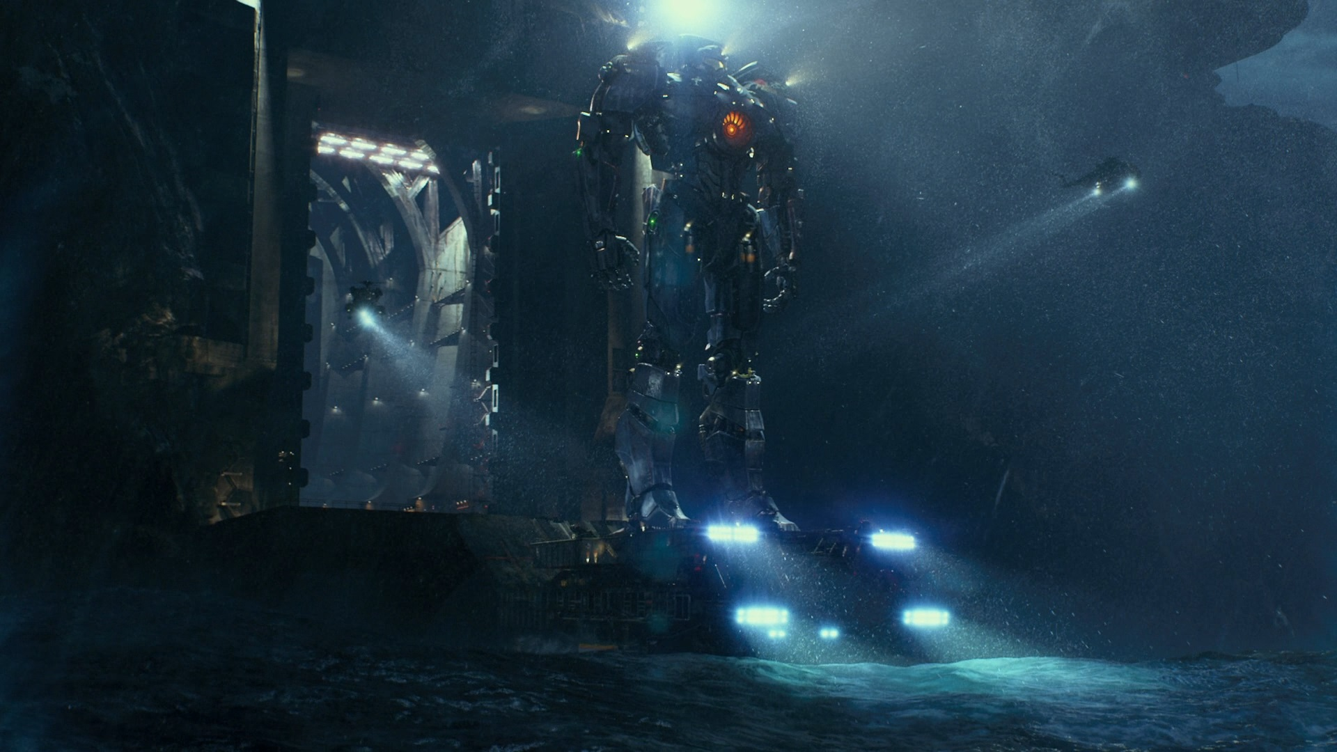 pacific rim wallpaper background