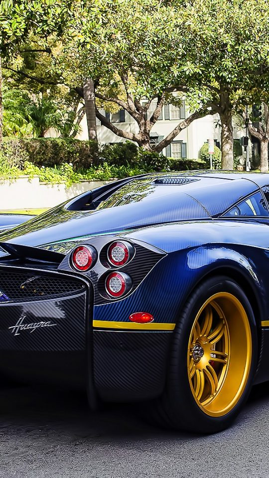 Pagani Huayra Wallpaper Hd Wallpaper Background