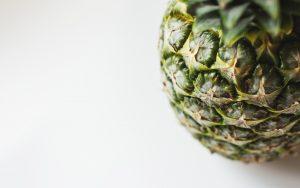 Pineapple Widescreen Wallpaper