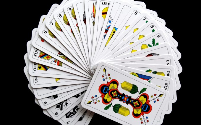 playing cards wallpaper background, wallpapers