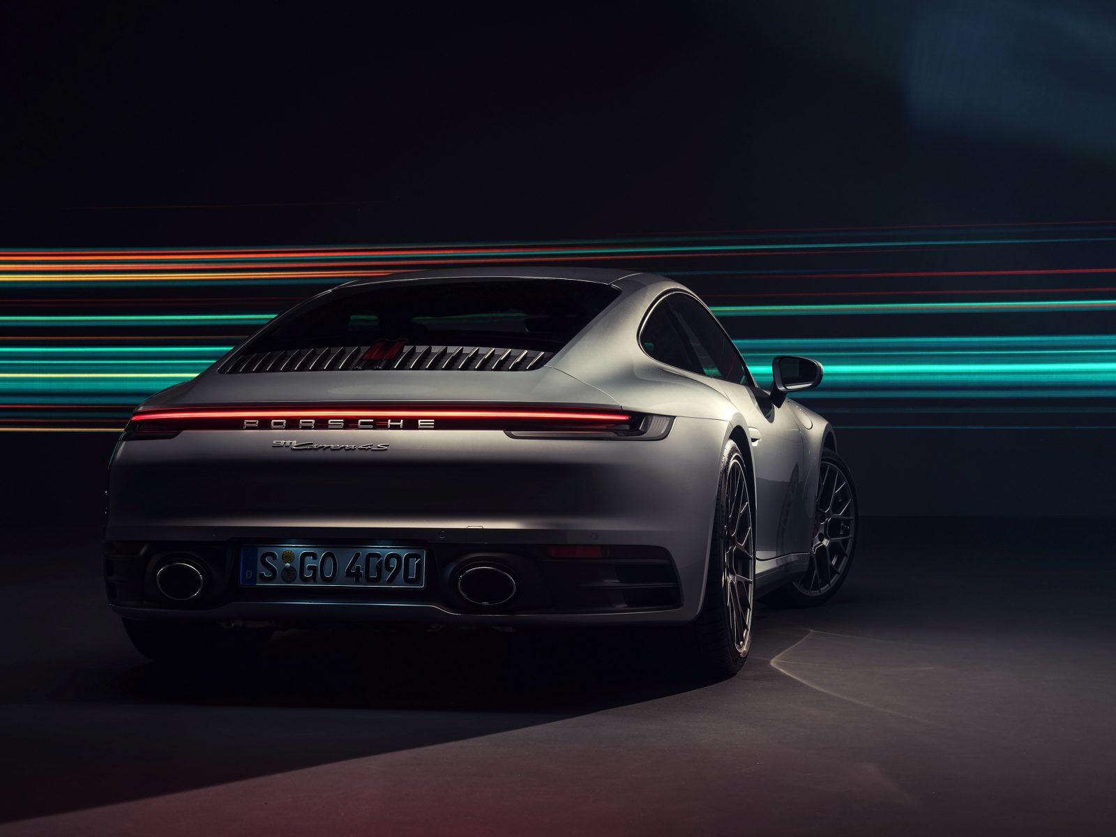 Porsche 911 Carrera 4s 4k Wallpaper Hd Wallpaper Background